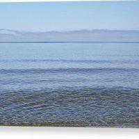 Clear Lake Superior Canvas Print Lake Superior Beach