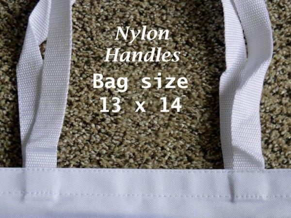 Tote Bag 13 x 14
