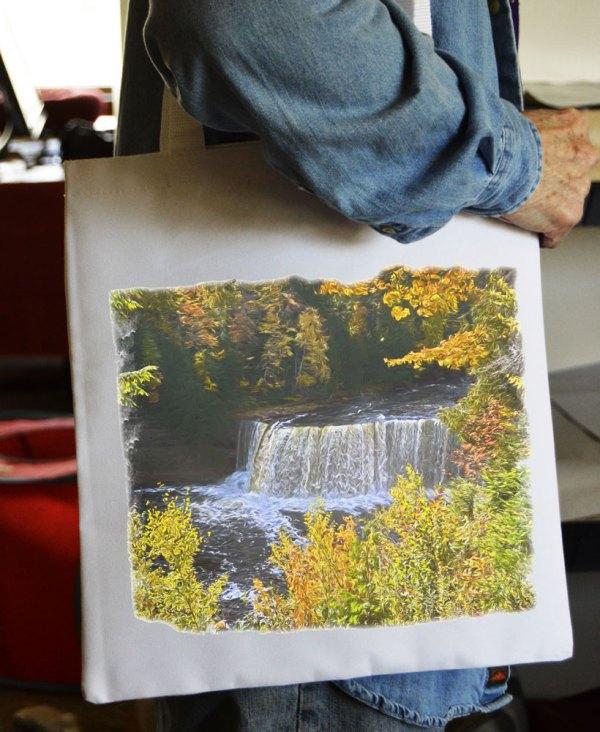 Tote Bag Tahquamenon Falls