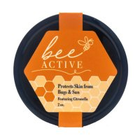 Bee Active Protection Cream Protects Skin from Bugs & Sun