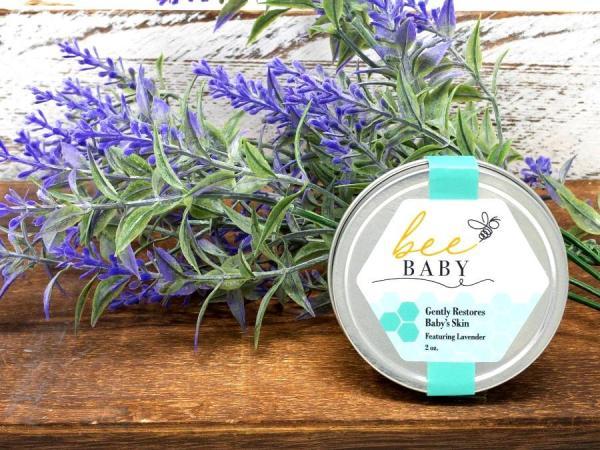 Bee Baby Cream Gently Restores Baby's Skin