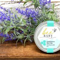Bee Baby Cream Gently Restores Baby's Skin
