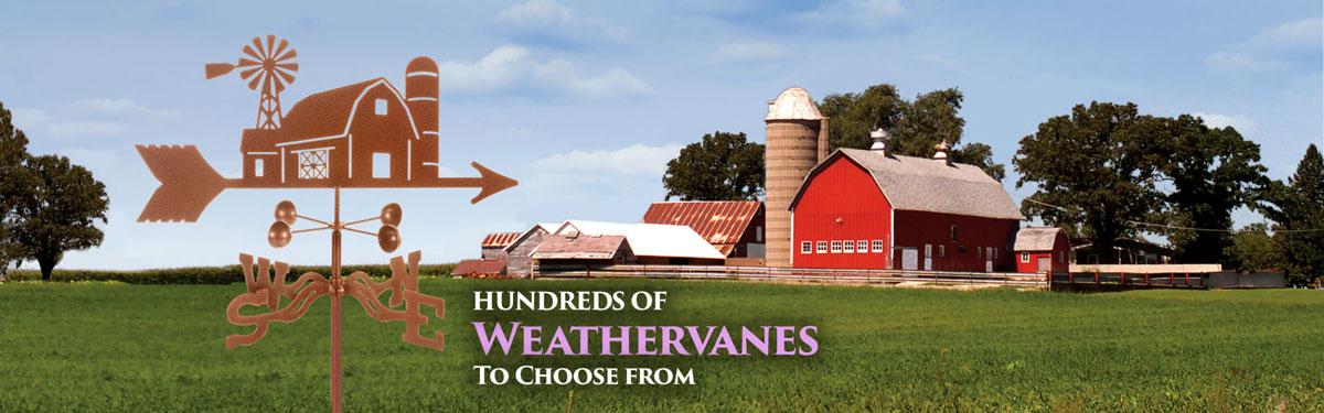 EZvane weathervanes