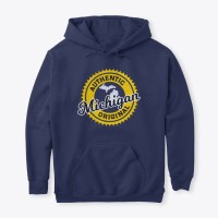 Authentic Michigan Original Hoodie