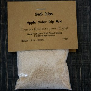 Apple Cider Dip Mix