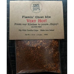 Flamin' Ghost Dip Mix