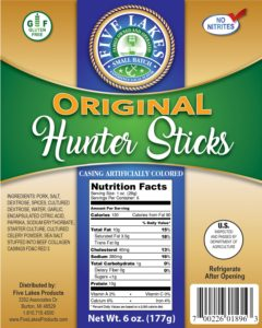 Original Hunter Sticks