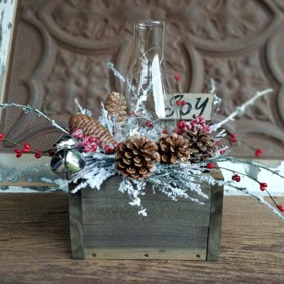 Holiday Joy Centerpiece