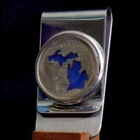 Michigan Money Clip