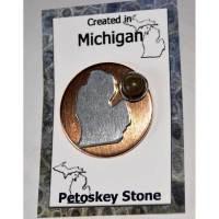 Michigan Tie Tac