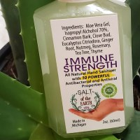 Immune Strength Hand Sanitizer