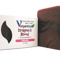 Dragon's Blood Vegan Soap
