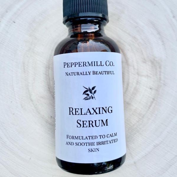Relaxing Serum for Irritated Skin