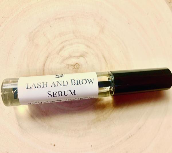 Lash and Brow Serum
