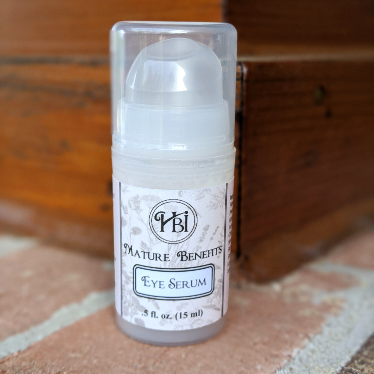 HBI Mature Benefits Eye Serum