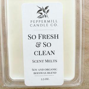 So Fresh So Clean Wax Melts