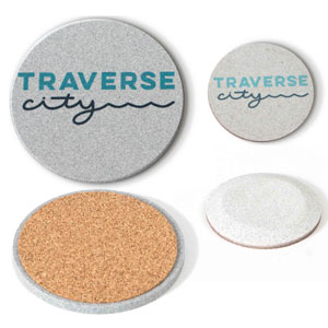 Wholesale Traverse Custom Coasters