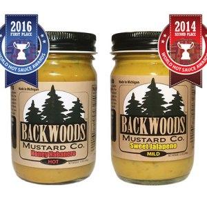 Wholesale Backwoods Mustard Co