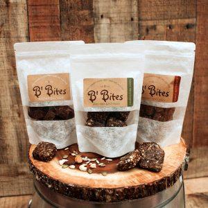 Wholesale B' Bites Energy Bars & Trail Mix