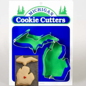 Wholesale Michigan Cookie Cutters