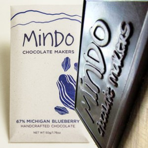 mindo chocolate blueberry