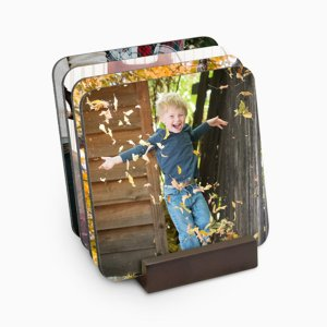 Hardboard Custom Photo Coaster Set