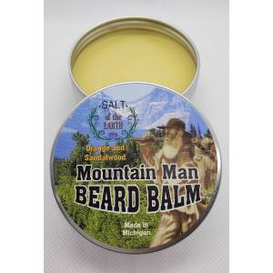 Mountain Man Soothing Beard Balm