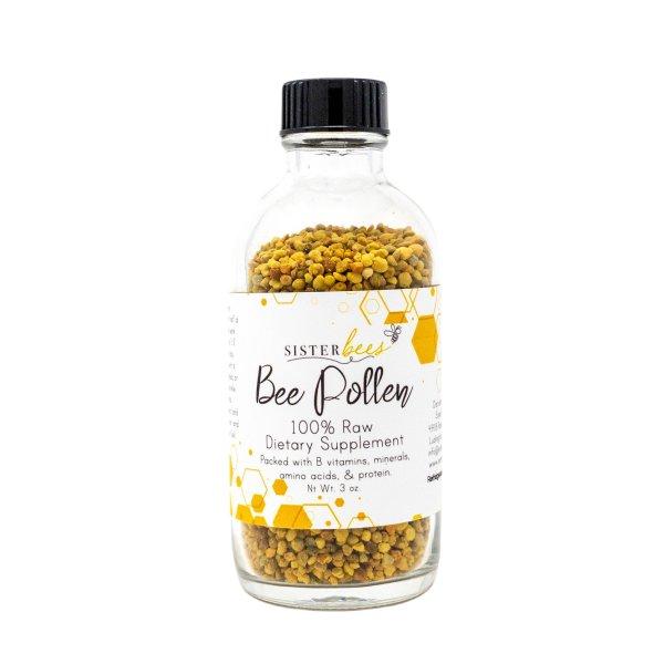 Bee Pollen Dietary Supplement