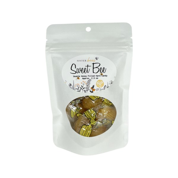 Sweet Bee Double Honey Filled Hard Candy