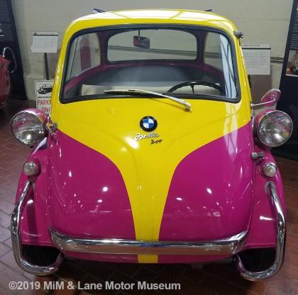 BMW Isetta microcar