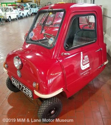 World's Smallest Production Car