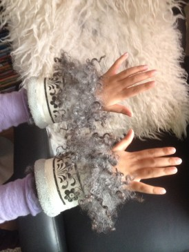 Handmade Wrist warmers