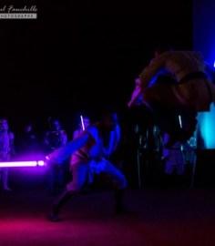 combat de sabre