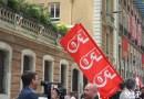 Les syndicalistes et le mouvement nuit debout souhaitent la bienvenue au nouveau Préfet des PO