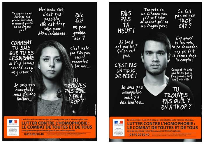 Journée de lutte contre l'homophobie