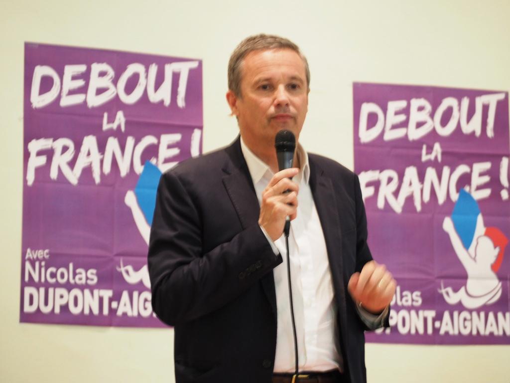 Nicolas Dupont-Aignan 1