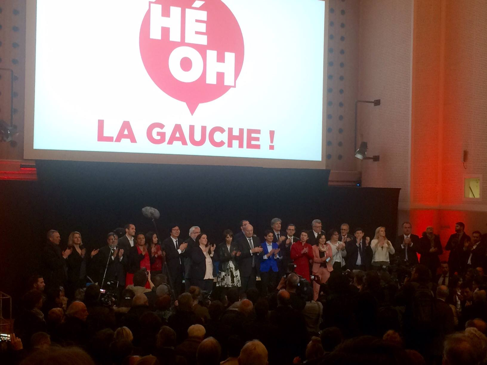 campagne la gauche 2017