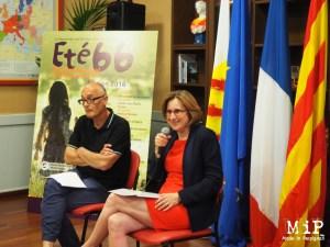 Conférence de presse Festival Été66