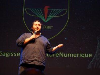 Oussama Ammar - La rupture nurmérique