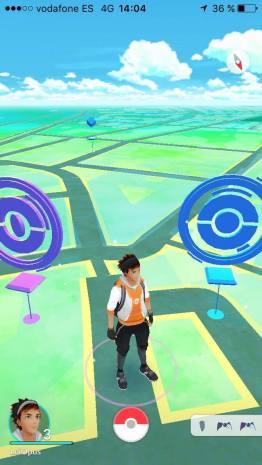 Votre personnage sur Google Maps