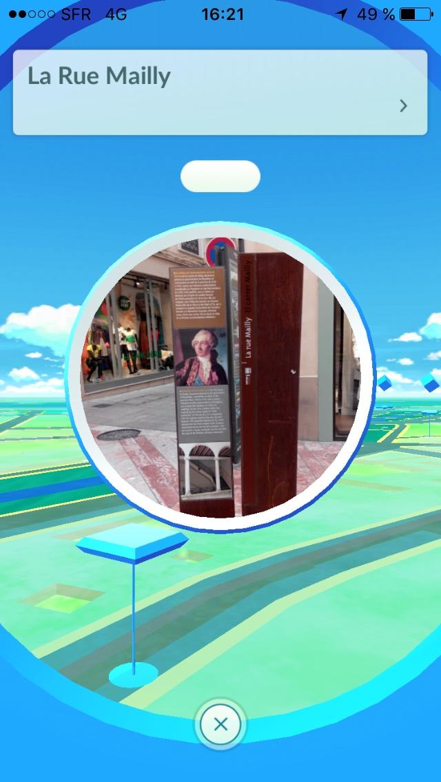 Pokestop Rue Mailly