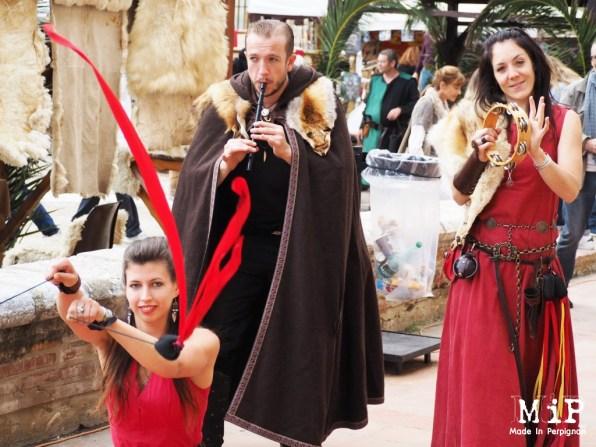 Trobades Perpignan la Médiévale