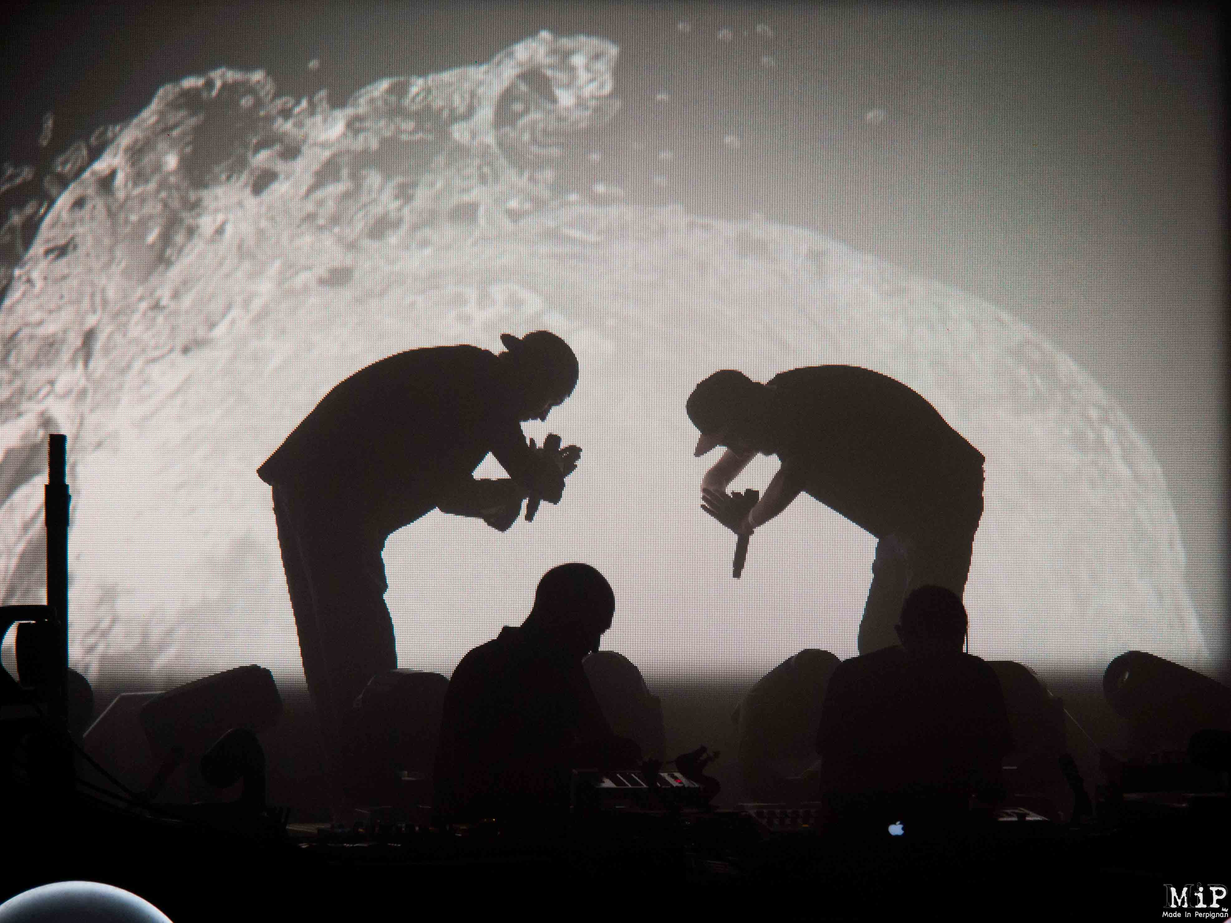 Chinese Man concert Mars 2017 El Mediator