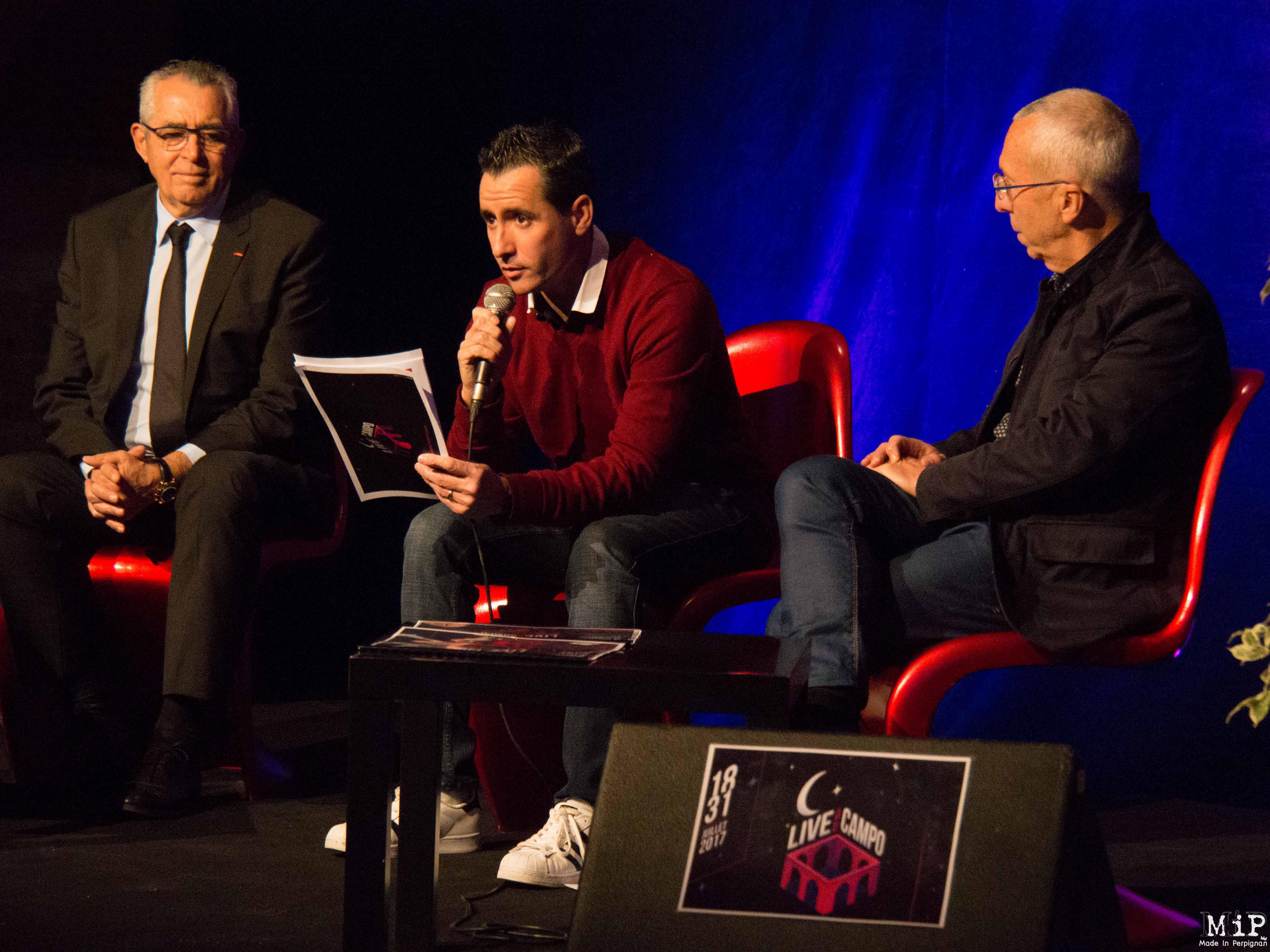 Jean-Marc Pujol - David Garcia - Michel Pinell