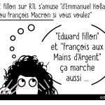 DuBulle #19 Fillon sur RTL s'amuse «d'Emmanuel Hollande»