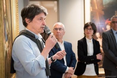 Stéphane Barbotin-Larrieu - Michel Pinell - Claire Muchir - Jean Marc Pujol