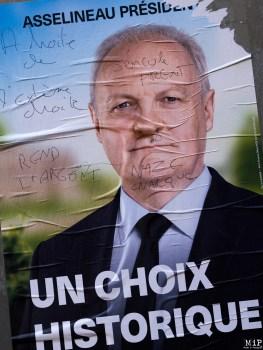 Presidentielle 2017 - Affiches degradées-4130846