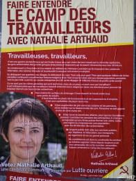 Presidentielle 2017 - Affiches degradées-4130851