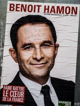 Presidentielle 2017 - Affiches degradées-4130852