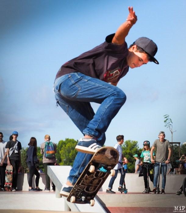 Skatepark Perpignan-6